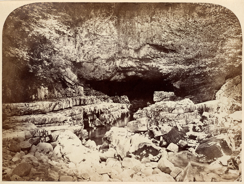 The Cave, Porth Yr Ogof, Vale Of Neath